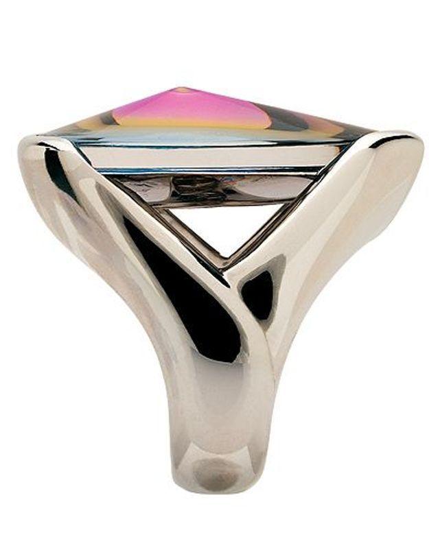 Mode tendance shopping bijoux culte luxe bague baccarat