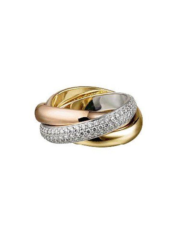 Mode tendance shopping bijoux culte luxe bague cartier