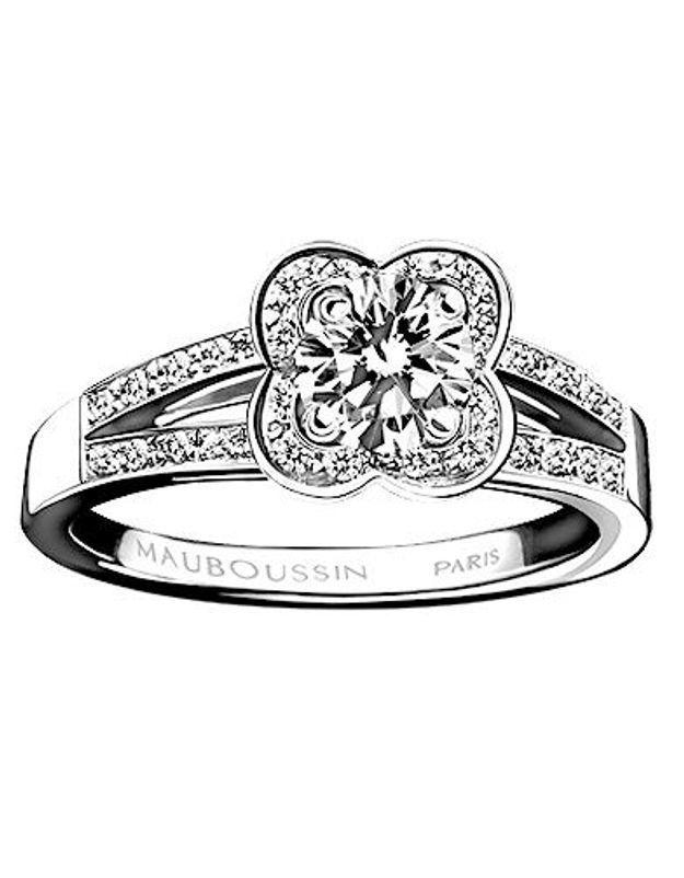 Mode tendance shopping bijoux culte luxe bague mauboussin
