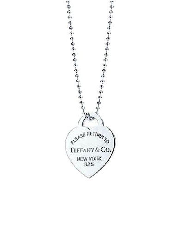 Mode tendance shopping bijoux culte luxe coeur tiffany