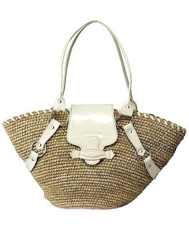 Mode diaporama look accessoire sac panier antik batik