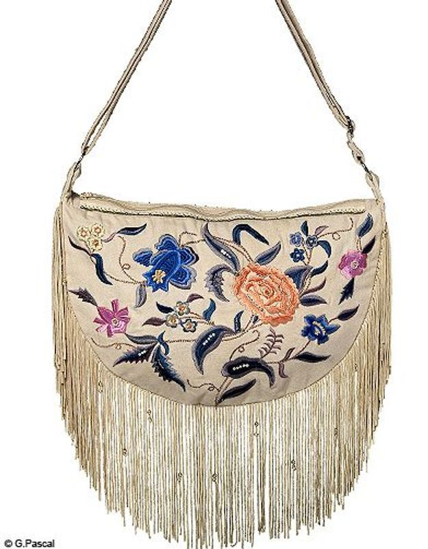 Mode guide shopping tendance look accessoire sac hippie accessorize
