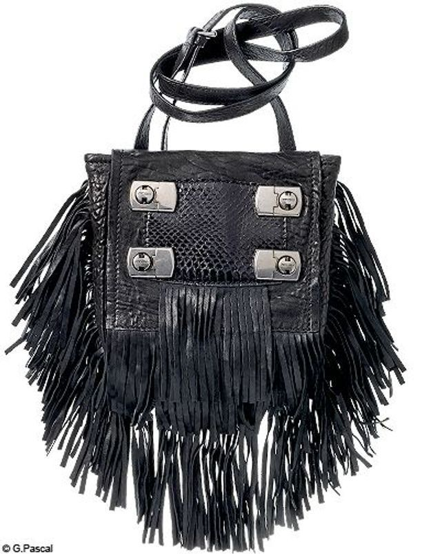 Mode guide shopping tendance look accessoires besaces jimmy choo