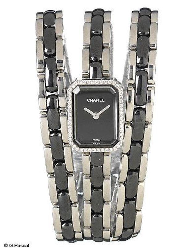 Mode guide shopipng tendance accessoires montres double tour chanel
