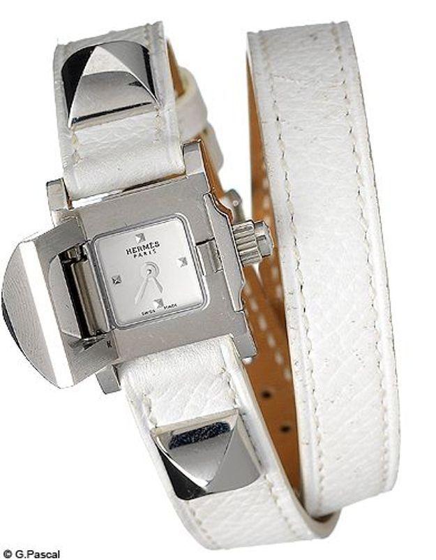 Mode guide shopipng tendance accessoires montres double tour hermes