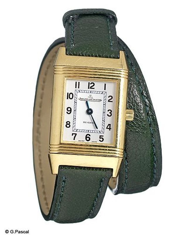 Mode guide shopipng tendance accessoires montres double tour jaeger lecouture
