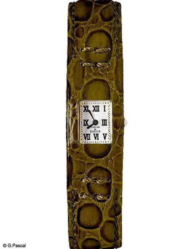 Mode diaporama accessoires montres kaki zucca