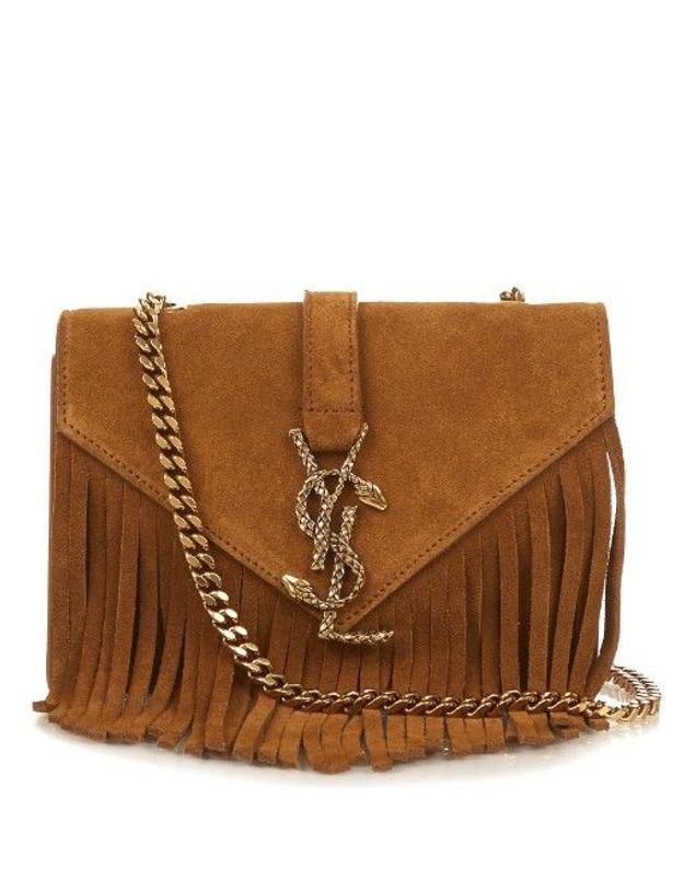 Sac besace Saint Laurent