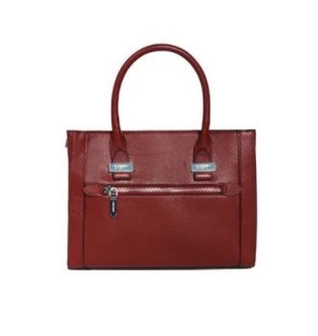 Sac bordeaux Cherry Paris
