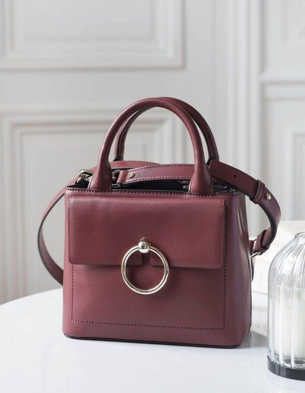Sac bordeaux Claudie Pierlot