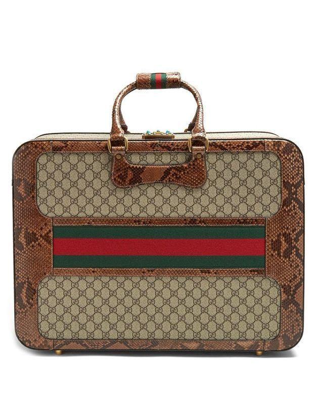 Sac de voyage Gucci sur Matchesfashion