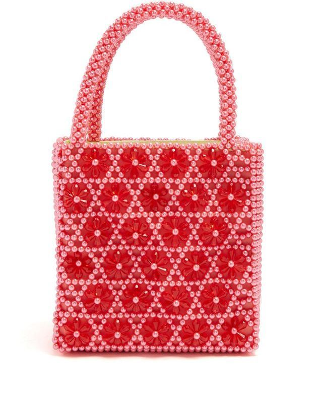 Sac en perles Shrimps