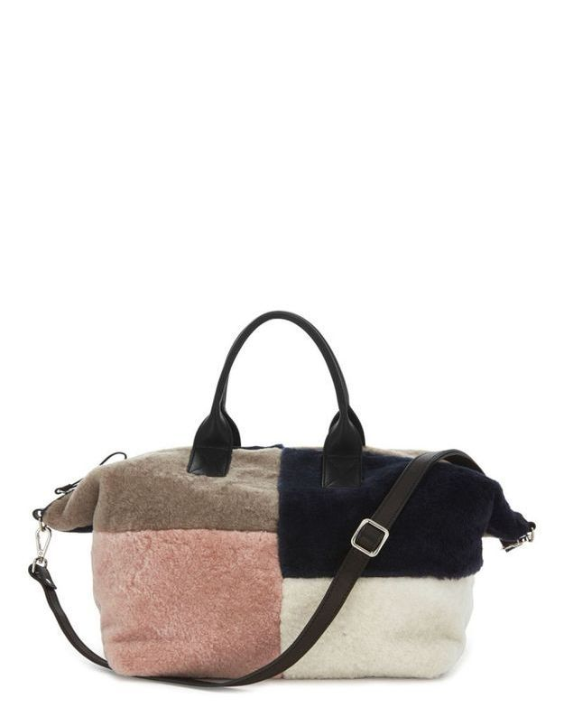 Sac fourrure Cosmoparis