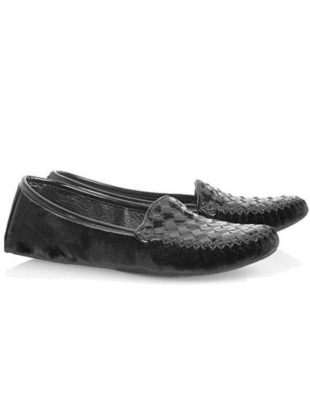 Mode guide shopping tendance accessoire chaussure mocassin bottega veneta
