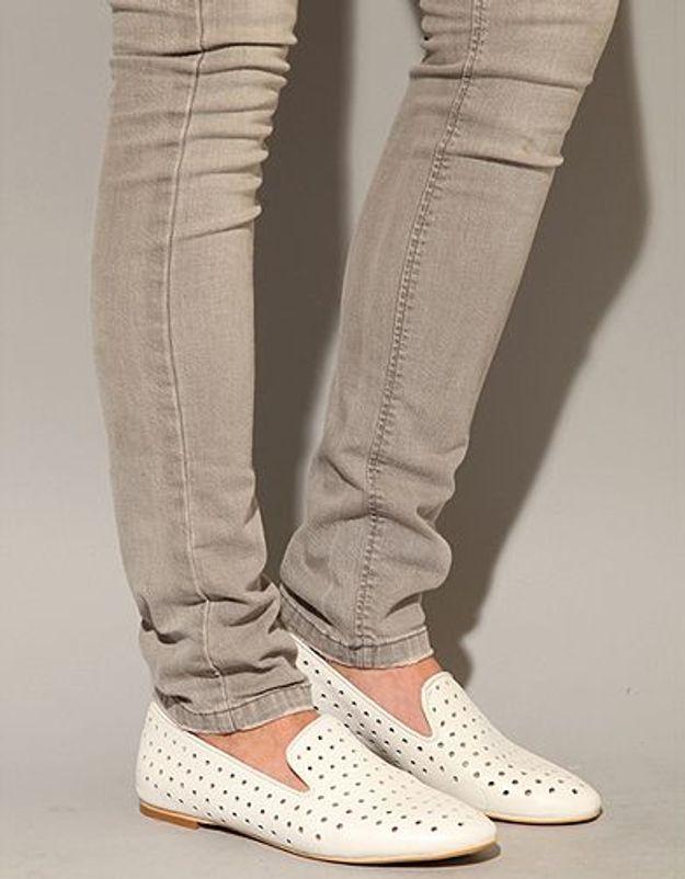 Mode guide shopping tendance accessoire chaussure mocassin matiko