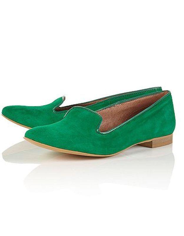 Mode guide shopping tendance accessoire chaussure mocassin topshop