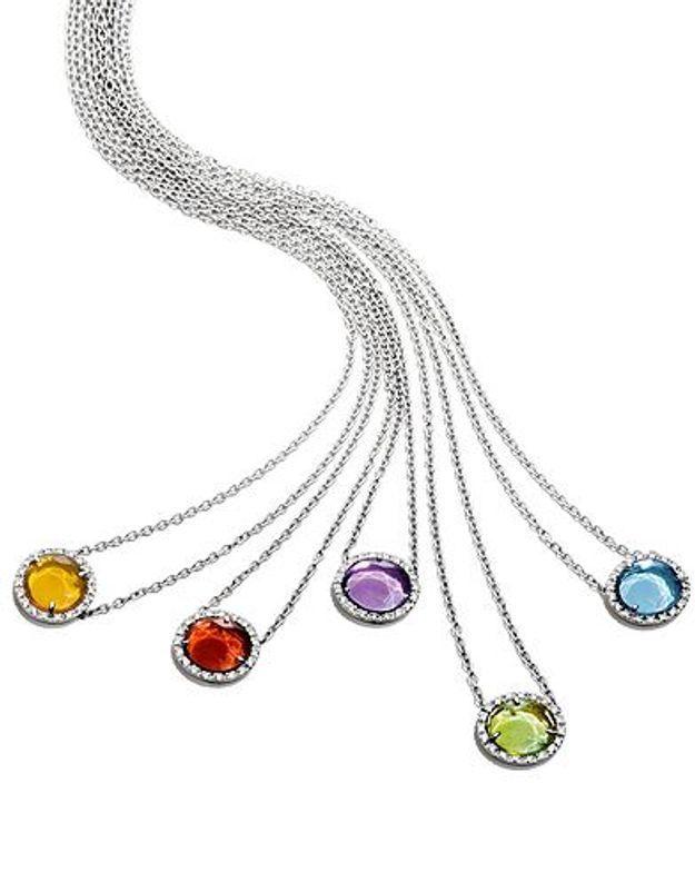 Mode guide shopping accessoire bijoux colliers pendantif pomellato