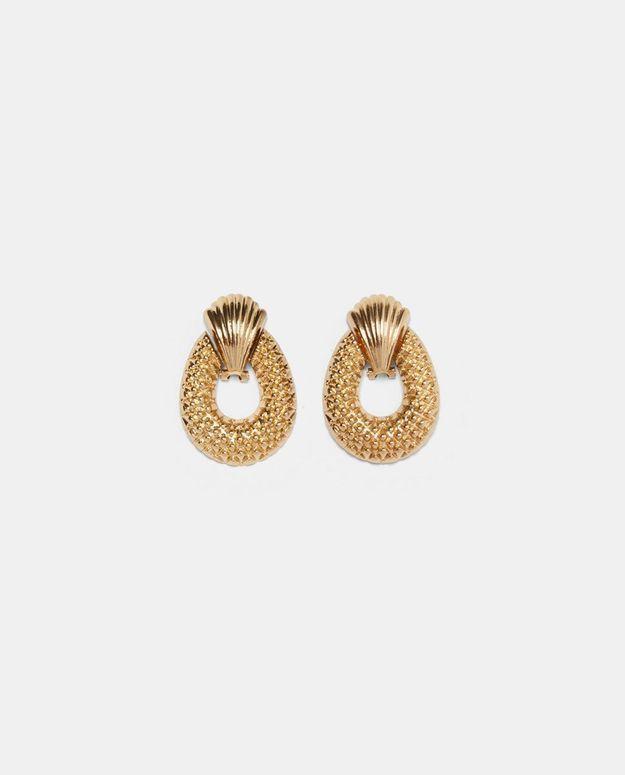 Boucles d'oreilles Zara