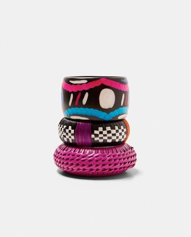 Bracelets Zara