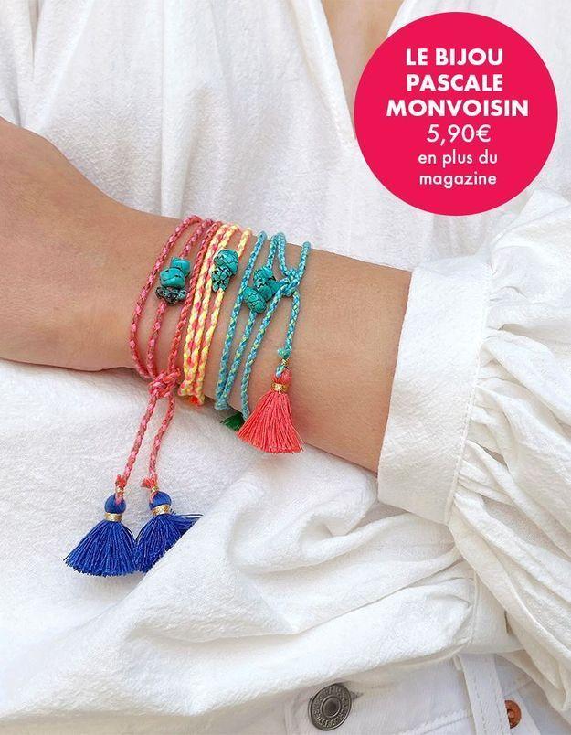 Votre bijou Pascale Monvoisin créé exclusivement pour ELLE