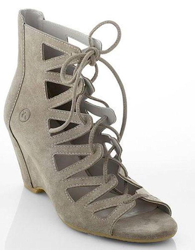 Mode guide shopping tendance ete conseils chaussures ete Bronx