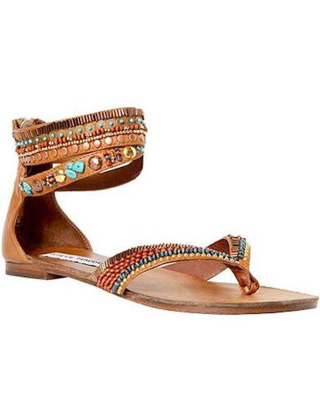 Mode guide shopping tendance ete conseils chaussures ete Steve madden