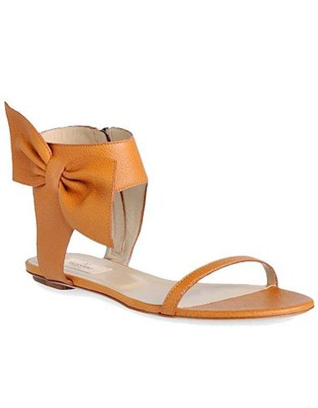 Mode guide shopping tendance ete conseils chaussures ete Valentino Garavani