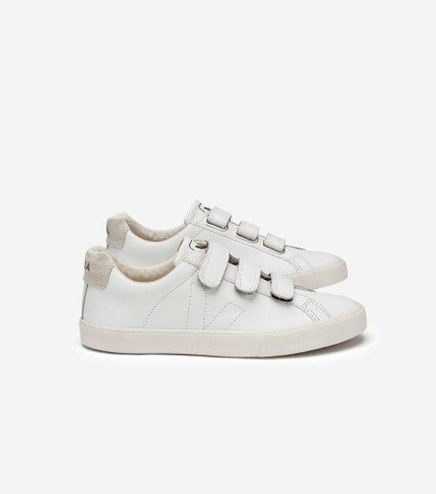 Baskets blanches Veja