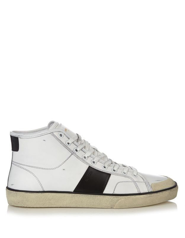 Baskets homme Saint Laurent
