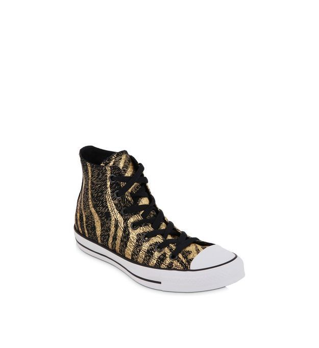 Baskets montantes Converses Chuck Taylor Animal