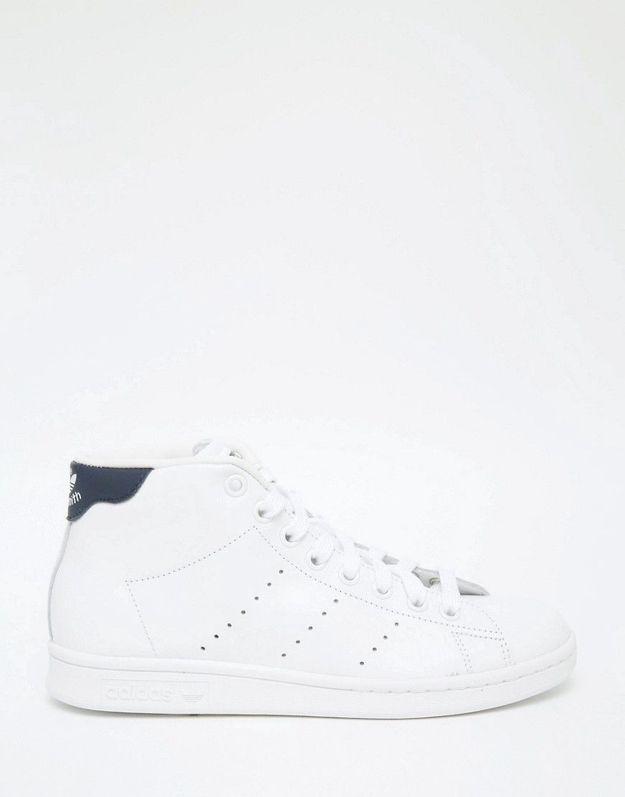Baskets montantes Stan Smith Adidas