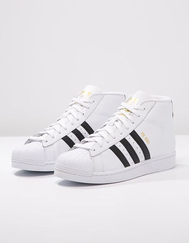 Baskets montantes Superstar Adidas