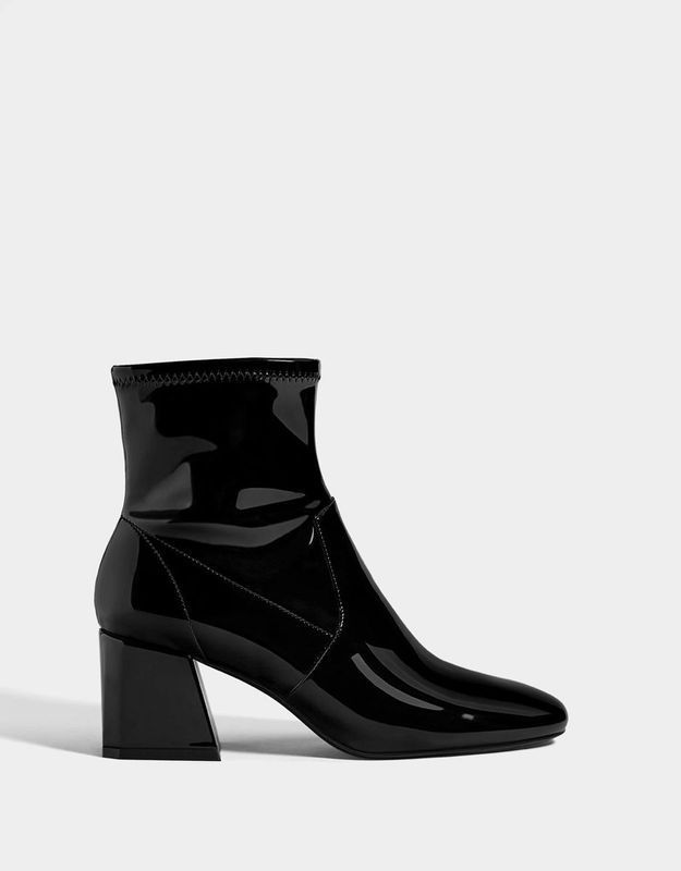 Boots femme Bershka