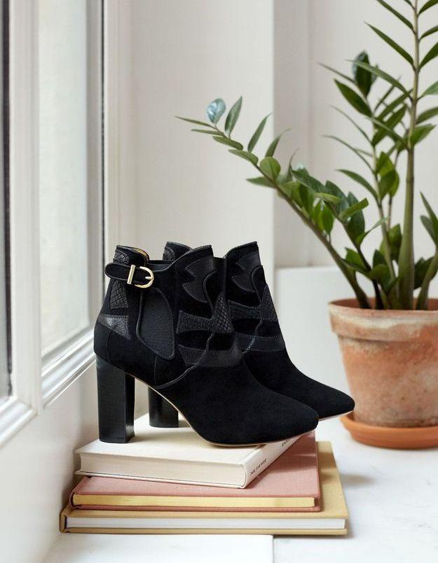 Boots Sézane
