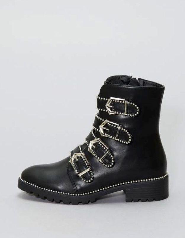 Boots femme Kiabi