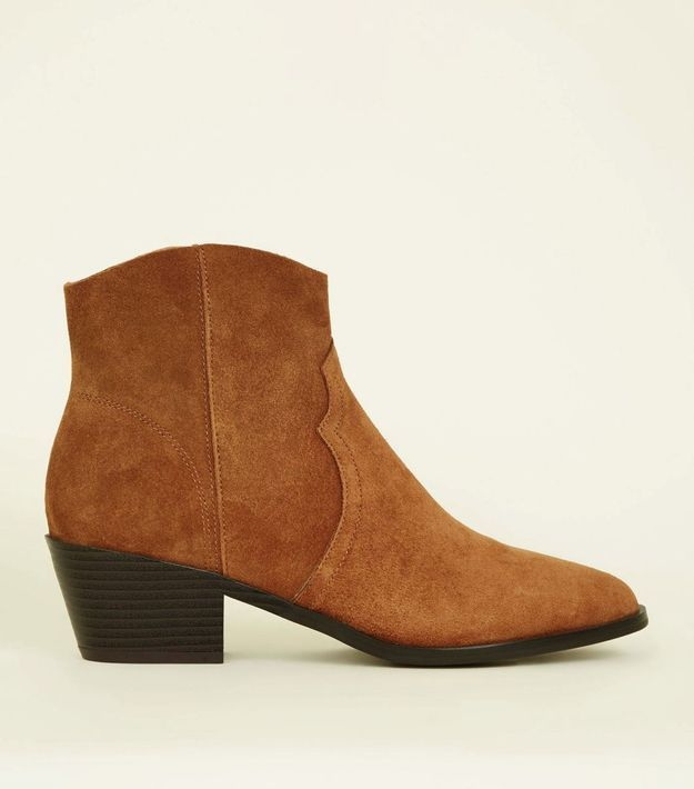 Boots femme New Look