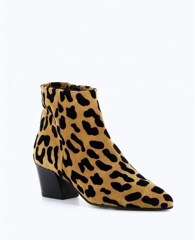 Boots femme Texto