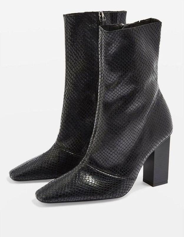 Boots femme Topshop