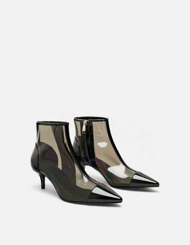 Boots femme Zara