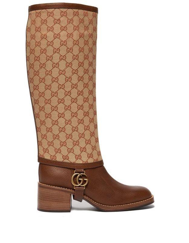 Bottes femme Gucci sur Matchesfashion