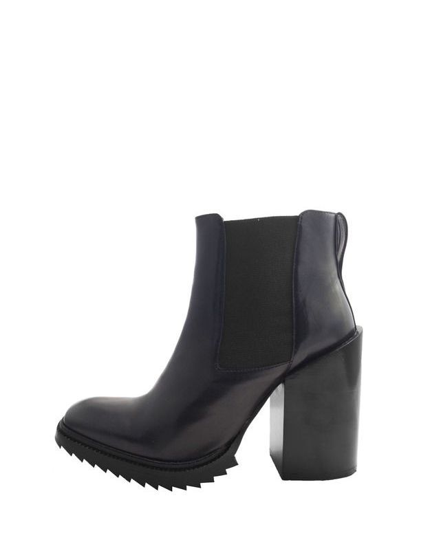 Bottines noires Avellino