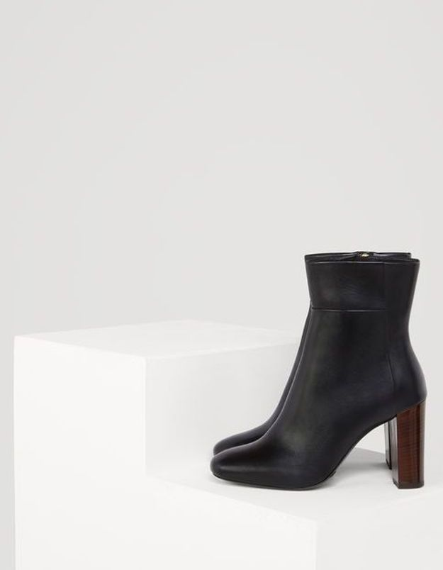 Bottines noires Claudie Pierlot