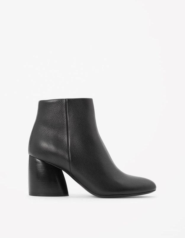 Bottines noires Cos