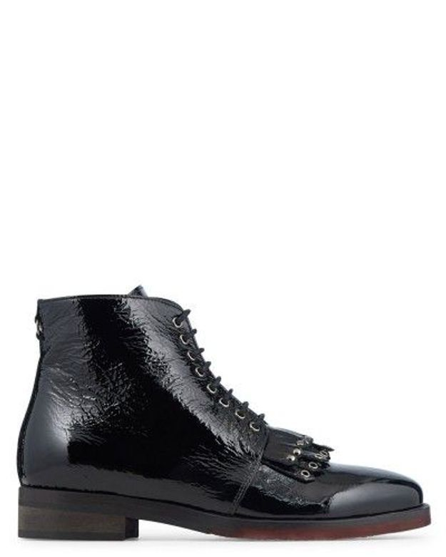 Bottines noires Minelli