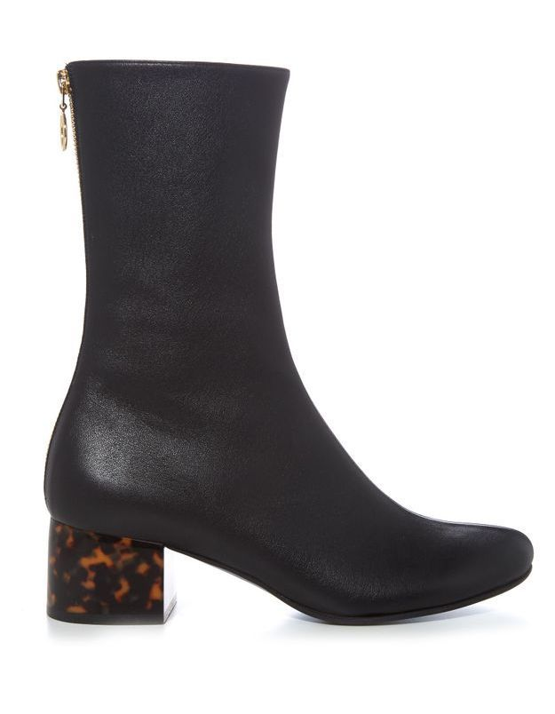 Bottines noires Stella McCartney