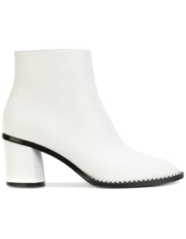 Chaussures blanches Casadei