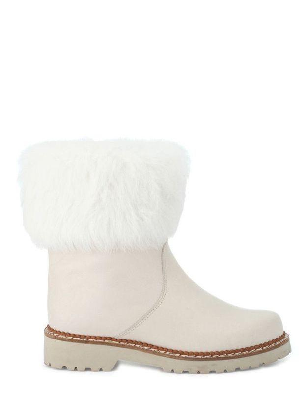 Chaussures blanches Cosmoparis