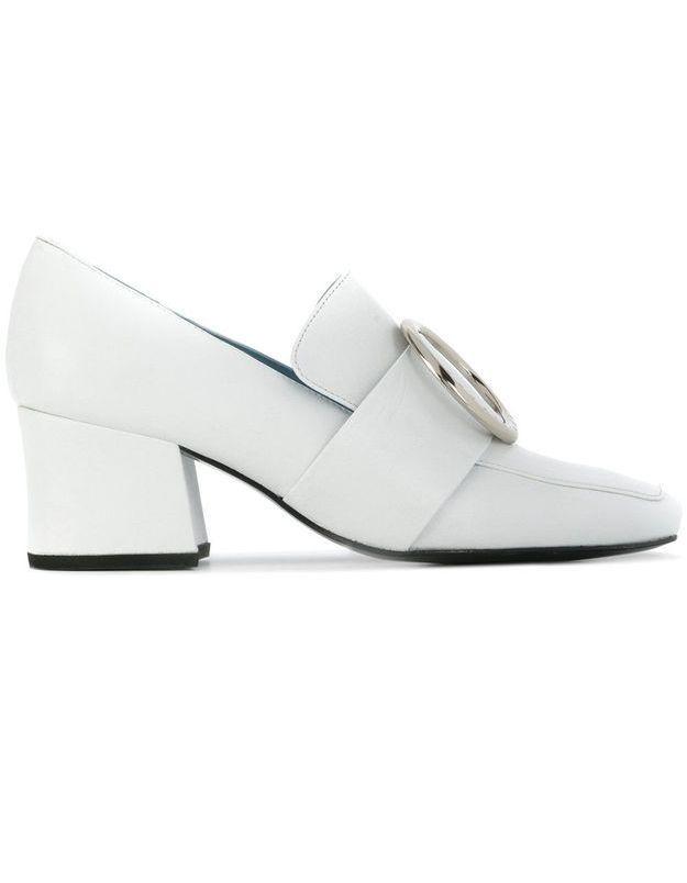 Chaussures blanches Dorateymur
