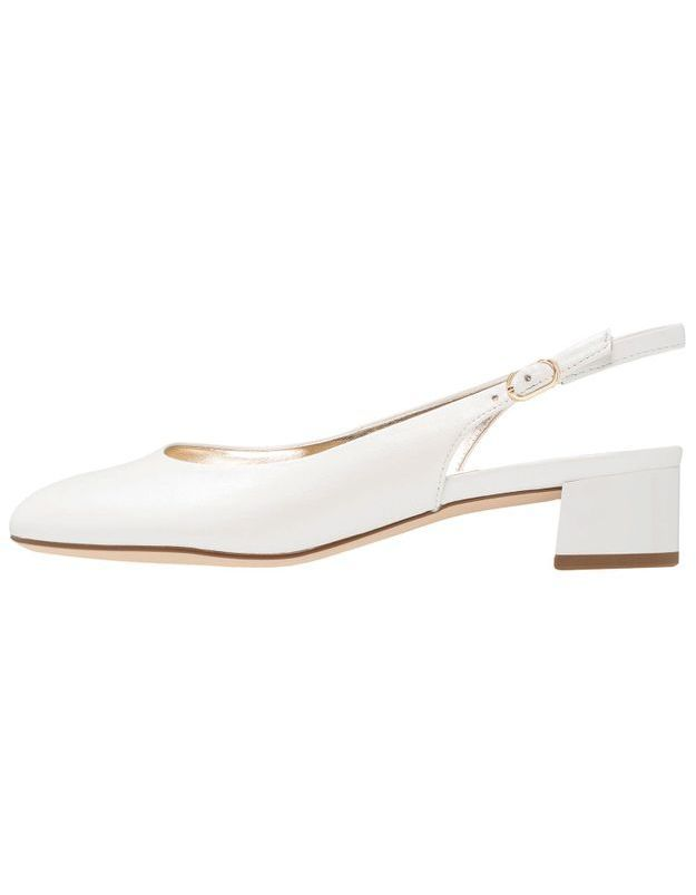 Chaussures blanches Hogl
