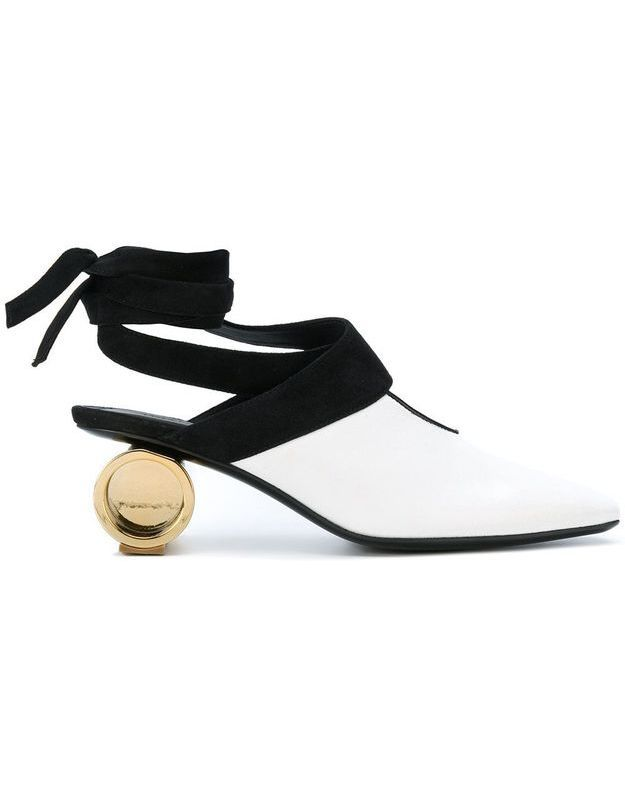 Chaussures blanches J.W Anderson